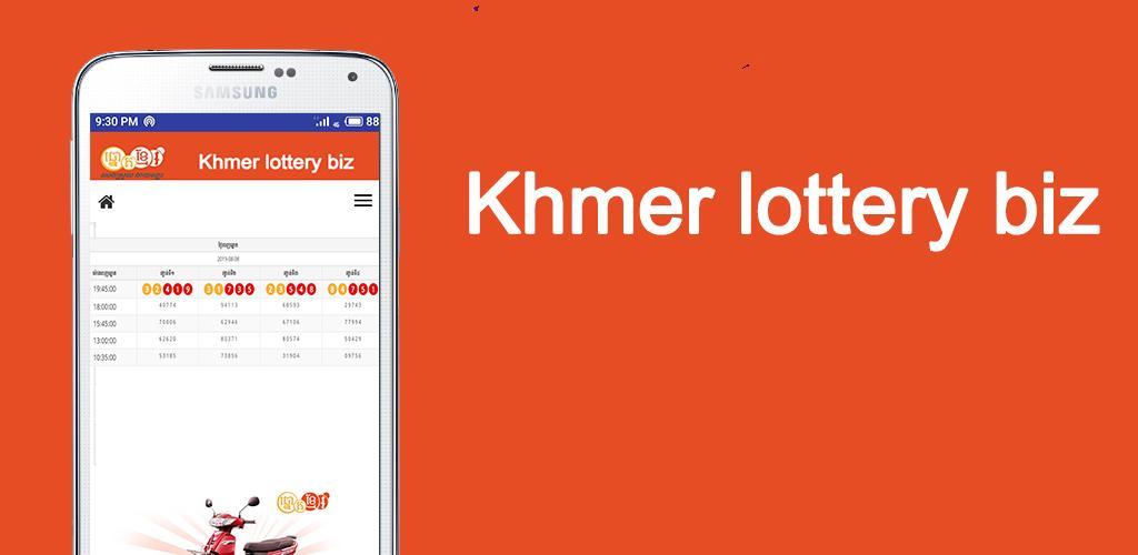 Khmer Lottery biz - App by Appdevelops