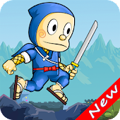 Download Ninja Hattori Jungle Adventures for Android.