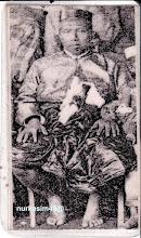 Photo: Raja Gowa I-Makkulau Karaeng Lembangparang (13 Mei 1895 - 25 Desember 1906). http://nurkasim49.blogspot.com/2011/12/ii.html