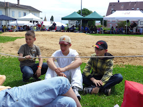 Photo: Quentin, Jonathan, Noam