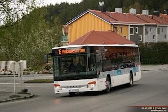 Photo: #4302: YN 54002 i Frydenlundgata, Narvik, 06.06.2012.