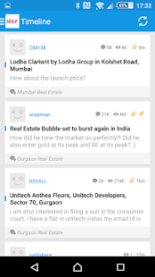 IREF  Indian Real Estate Forum   Android Apps on Google Play Google Play     IREF  Indian Real Estate Forum  screenshot thumbnail