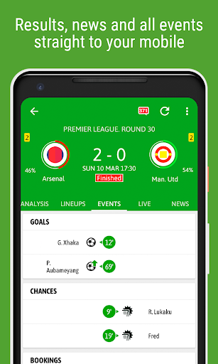 Download BeSoccer - Soccer Live Score on PC & Mac with
