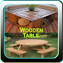 Wooden Table Design APK icon