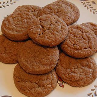 Grandma's Gingerbread Cookies.