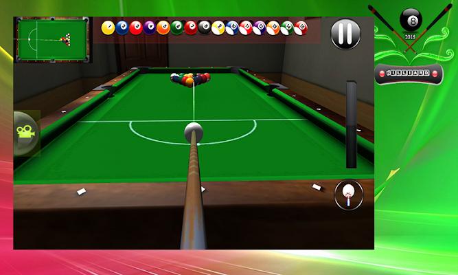 Billiard Pro 2016 - screenshot