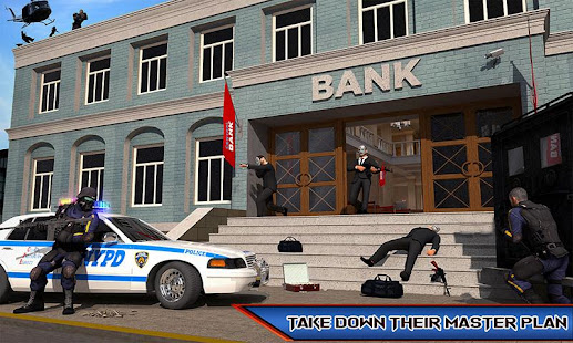 Game NY Police Battle Bank Robbery Gangster Crime APK for Windows Phone
