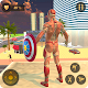 Download Superhero Captain Robot Flying Newyork City War For PC Windows and Mac