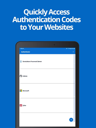 Devolutions Authenticator 2020.2.0 screenshots 8