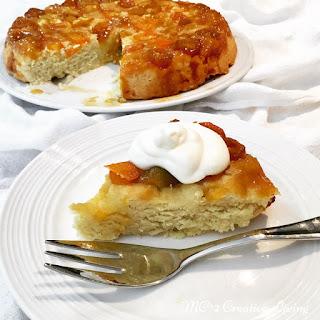 Kumquat Upside Down Cake.