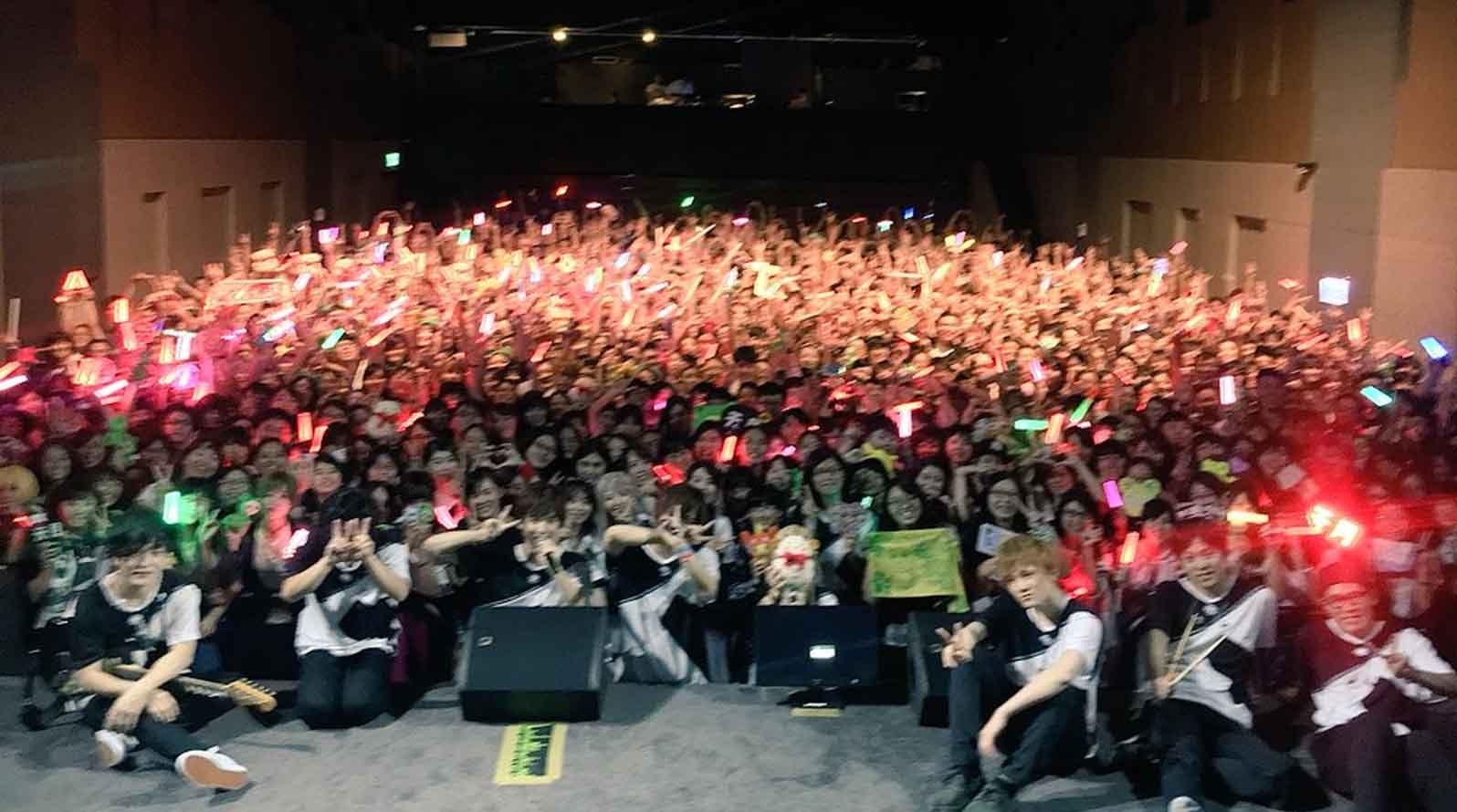 【迷迷現場】NICO人氣歌手天月、96貓和佐香智久台灣共演驚喜連連