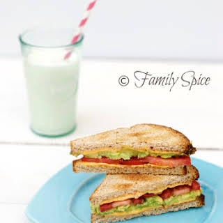 Healthy Toasted Sandwiches Recipes.