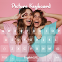 Picture Keyboard - Keyboard Background, Fonts, GIF icon