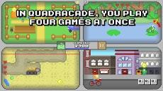 Quadracade - Test Your Arcade Reflexesのおすすめ画像1