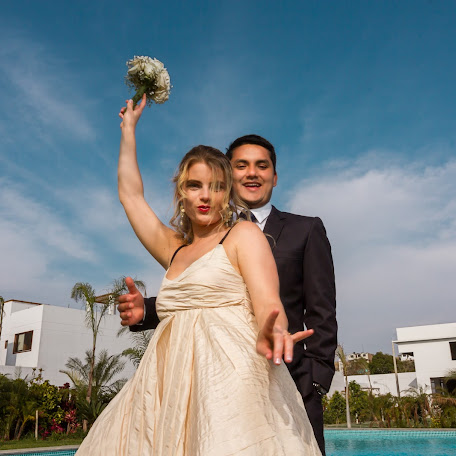 Wedding photographer Linckol Paisíg (LinckolPr). Photo of 19.11.2017