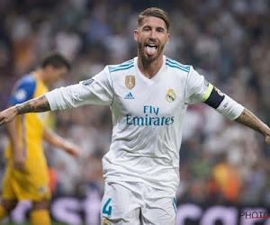 Le Real Madrid sans quatre titulaires face au CSKA Moscou