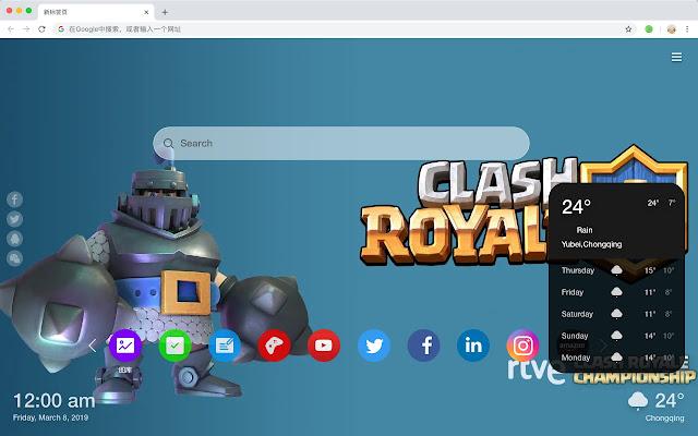 Clash of Clans: Royal Wars Popular HD Themes