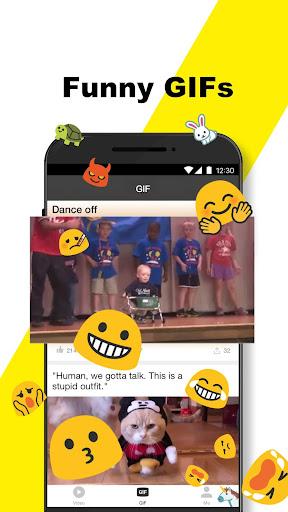 BuzzVideo - Viral Videos, Funny GIFs &TV shows  screenshots 3
