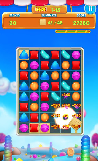 Candy Heroes Mania Legend 1.2 screenshots 8