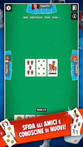 Scopone Piu00f9 - Giochi di Carte Social apkdebit screenshots 1