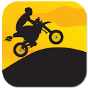 Super stunt Hill Climb icon