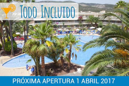 HOTEL IBERSOL SON CALIU MAR****Palmanova, Mallorca