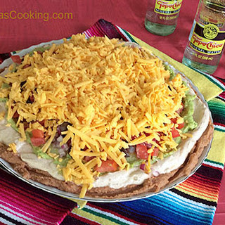 Bean Dip 7 Layer Dip Recipes