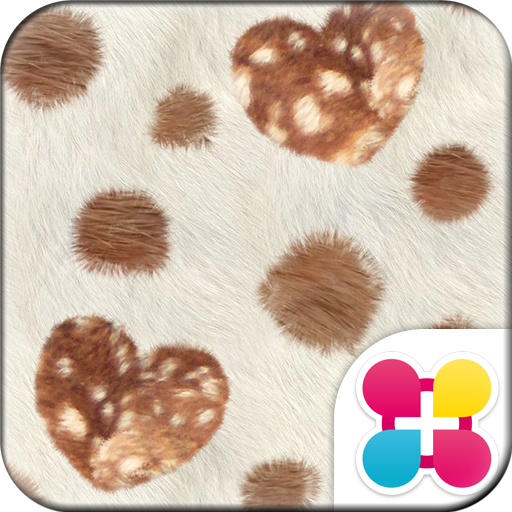 Chic Wallpaper FUR HEART Icon