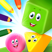 Kids Learn Shapes and Colors