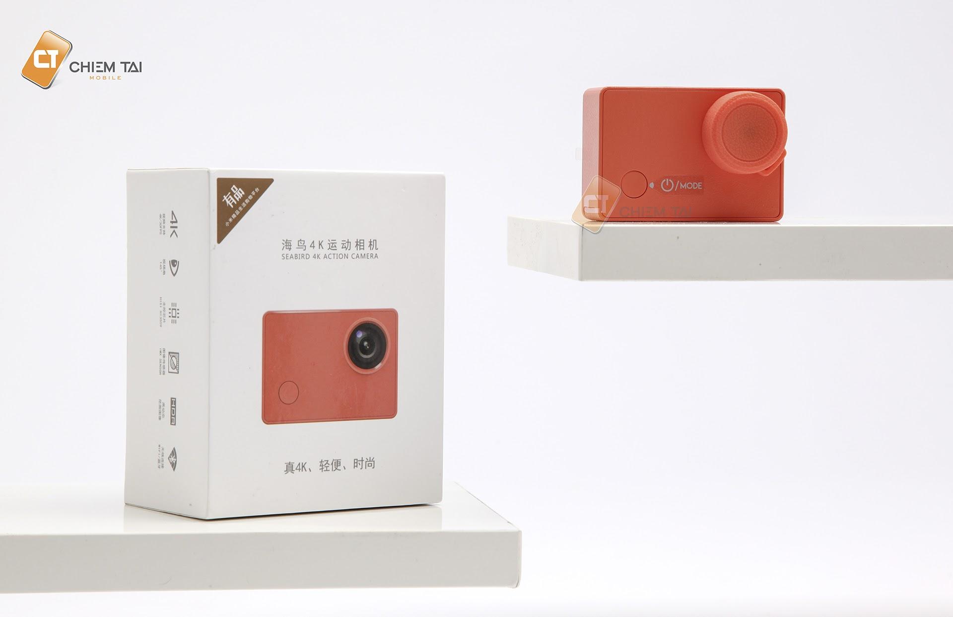 Camera hành động Seabird Action 4K
