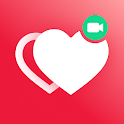Video Chat W-Match : Dating App, Meet & Video Chat icon