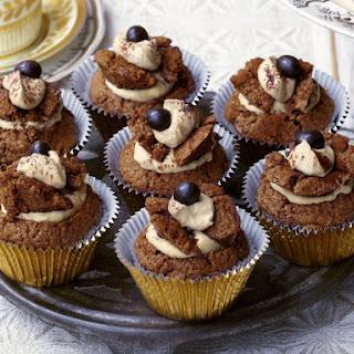 Tiramisu Butterfly Cupcakes