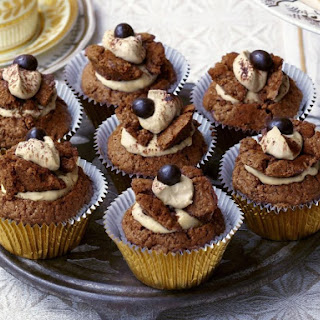 Tiramisu Butterfly Cupcakes.