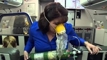 Deconstructing an Air Show Routine/Flight Attendant School