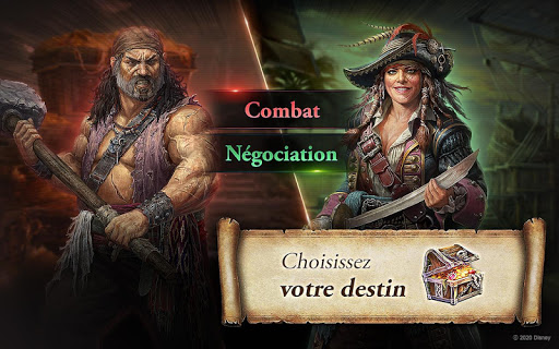 Code Triche Pirates of the Caribbean: ToW mod apk screenshots 5