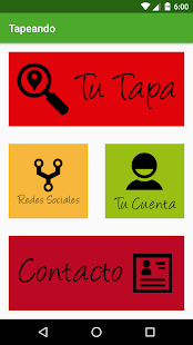 Tapeando: Tapas y pinchos- screenshot thumbnail