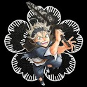 Anime Black clover quiz icon