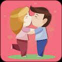 Hug Me Love Stickers icon