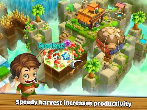 Cube Skyland: Farm Craft v1.1.12a