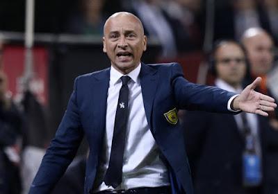 Brescia zet hoofdcoach Eugenio Corini voor een tweede keer dit seizoen aan de deur