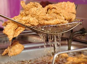 Chicken Fried Bacon With Cream Gravy Recipe