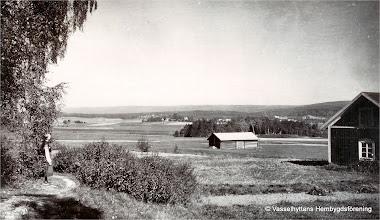 Photo: Vasselhyttevy 1940 från Ingelshyttan