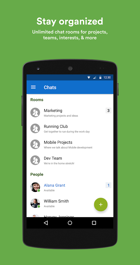 HipChat - Chat Built for Teams - screenshot
