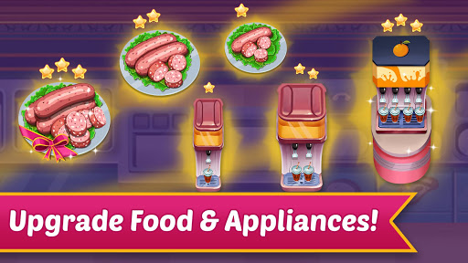 Code Triche Celeb Chef: Serving The Celebrity mod apk screenshots 4