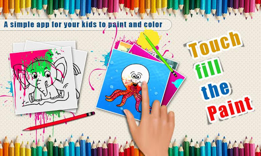 Coloring Book & Drawing book -  Coloring Games 1.0.2 screenshots 2