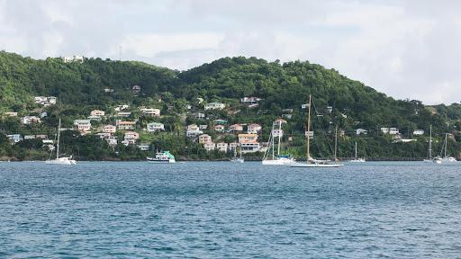 grenada-coastlineb.jpg - The coastline of Grenada, seen during a shore excursion on Silver Spirit.