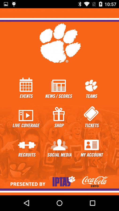 Clemson Tigers- screenshot