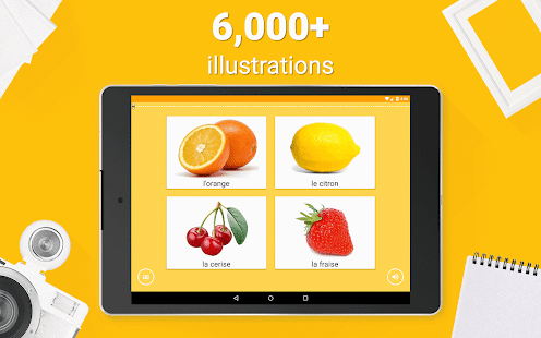 App Learn English Vocabulary - 6,000 Words APK for Windows Phone