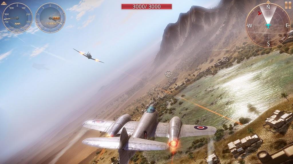 Sky Gamblers: Storm Raiders 2  poster 6