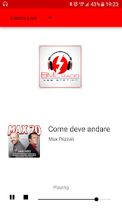 BML Radio- miniatura screenshot